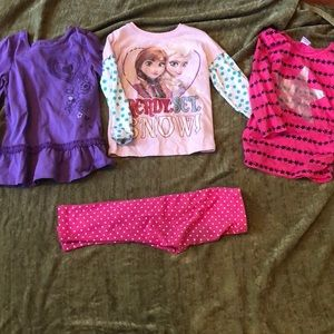Other - Lot of size 4t girls clothes